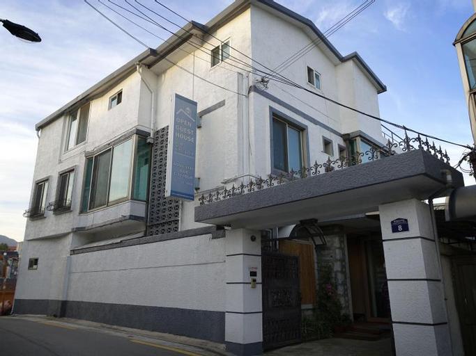 Open Guesthouse, Seongbuk
