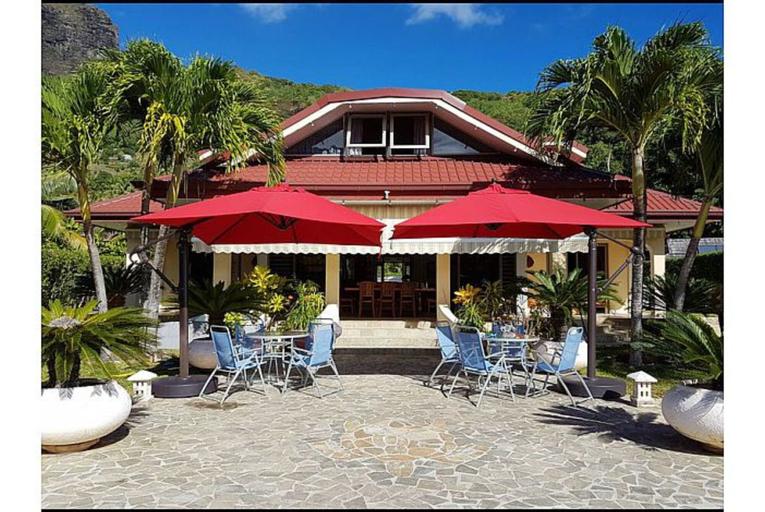 Villa Oramarama - Moorea,