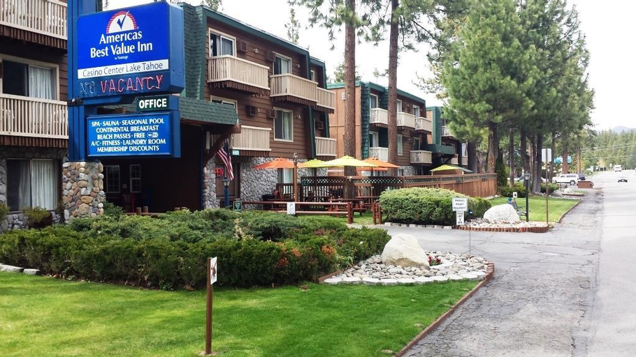 Americas Best Value Inn - Casino Center Lake Tahoe, El Dorado