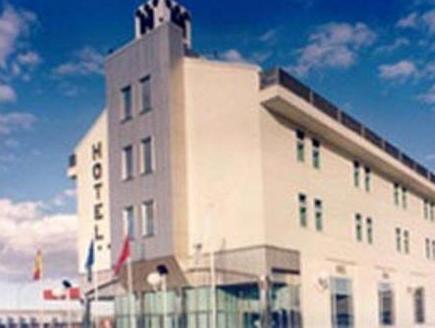 Hotel Ciudad de Fuenlabrada, Madrid