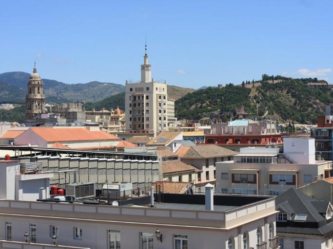 Hotel Soho Bahía Málaga, Málaga