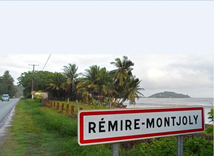 Apartment With one Bedroom in Remire-montjoly, With Enclosed Garden and Wifi - 2 km From the Beach, Rémire-Montjoly