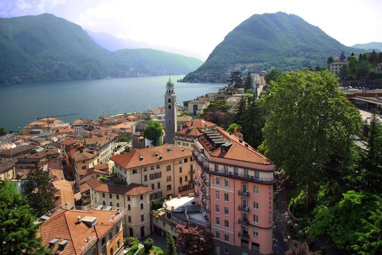 Hotel Federale, Lugano