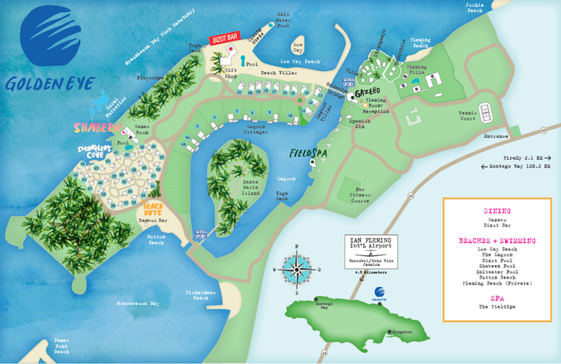 GoldenEye Resort & Spa,