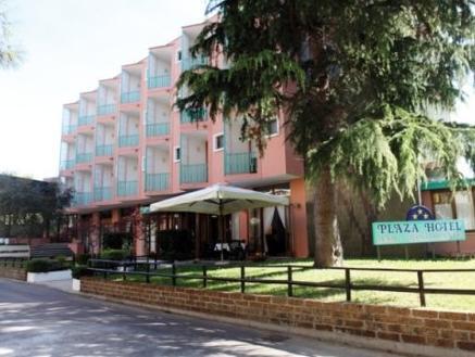 Hotel Plaza, Gorizia