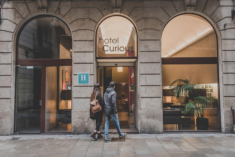 Hotel Curious, Barcelona