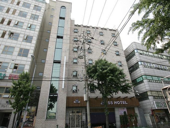 SangSang Hotel, Anyang