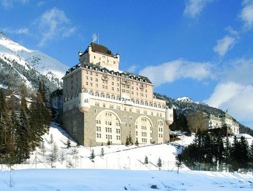 Hotel Schloss Pontresina Family & Spa, Maloja