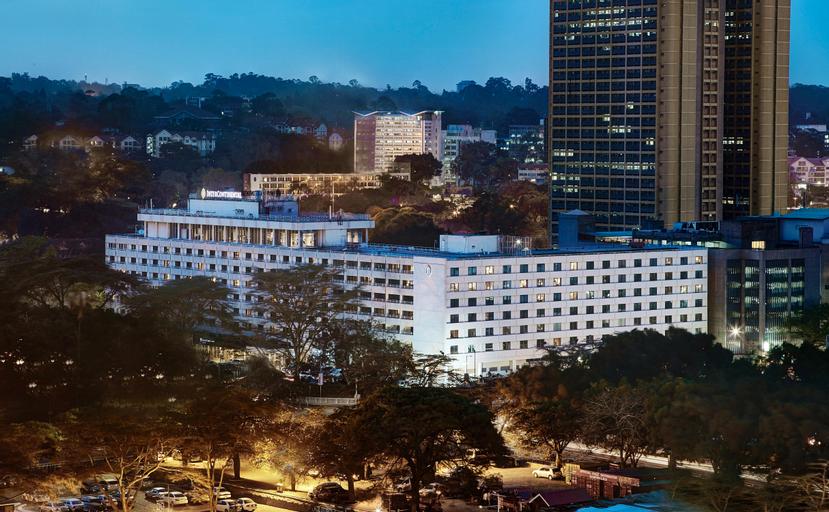 Intercontinental Nairobi (Closed permanent), Starehe