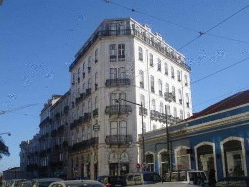 Pensao Londres, Lisboa