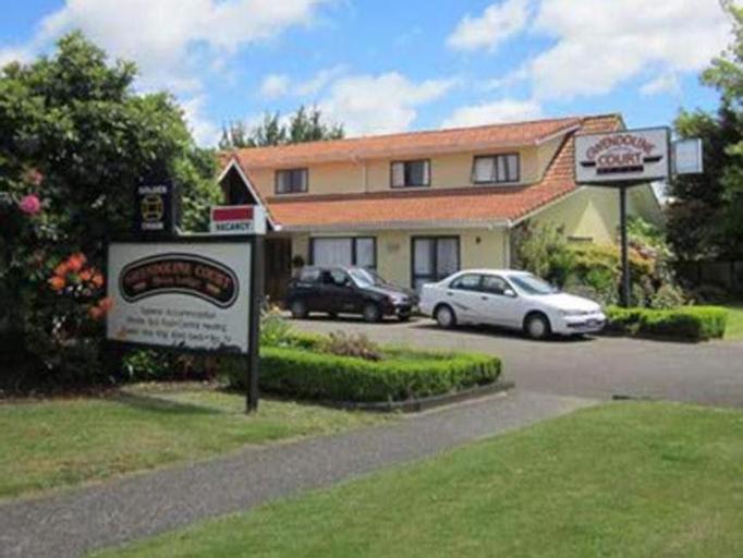 Gwendoline Court Motel, Rotorua