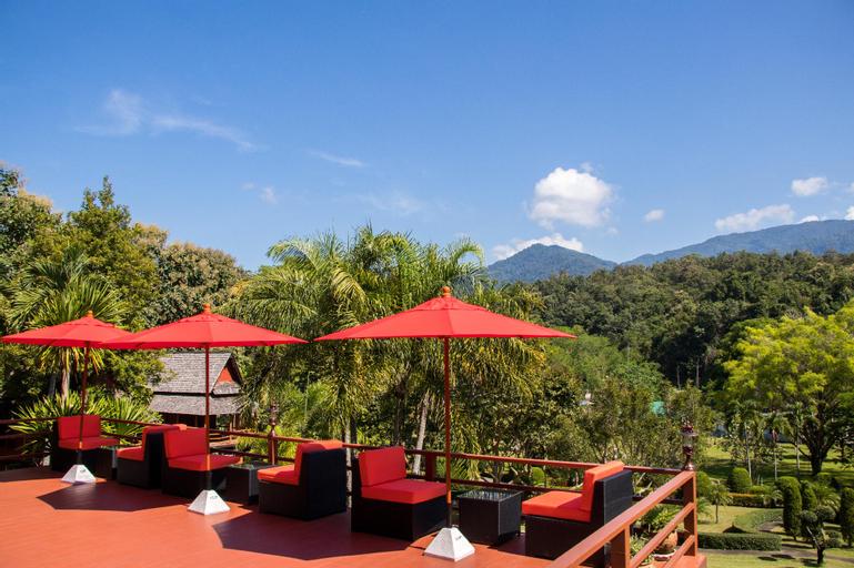 Baanklangdoi Hotel Resort & Spa, Hang Dong