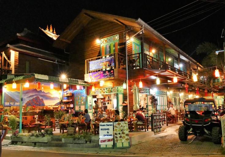 Huan Saran Guesthouse, Pai