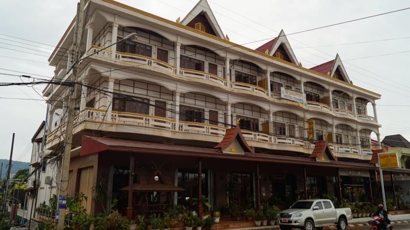 Champa Hotel, Pakxe