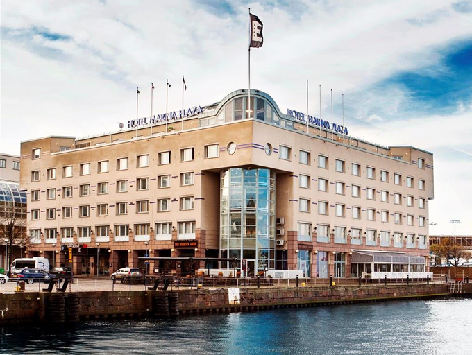 Elite Hotel Marina Plaza, Helsingborg