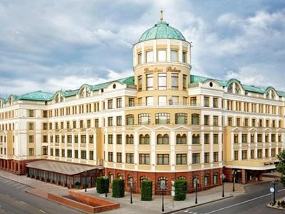 Donbass Palace Hotel, Donets'ka