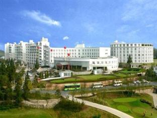 Huangshan golf hotel, Huangshan