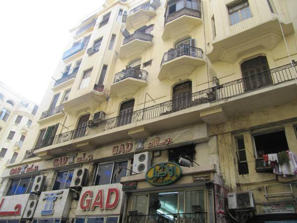 City Plaza Hostel, Qasr an-Nil