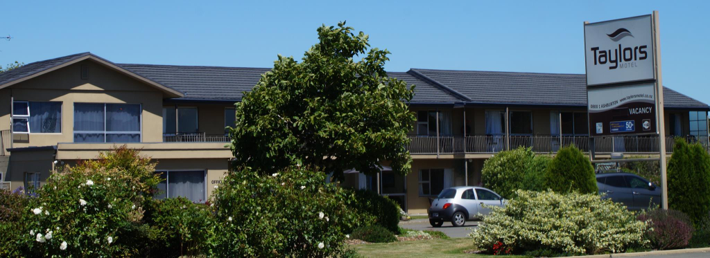 Taylors Motel, Ashburton