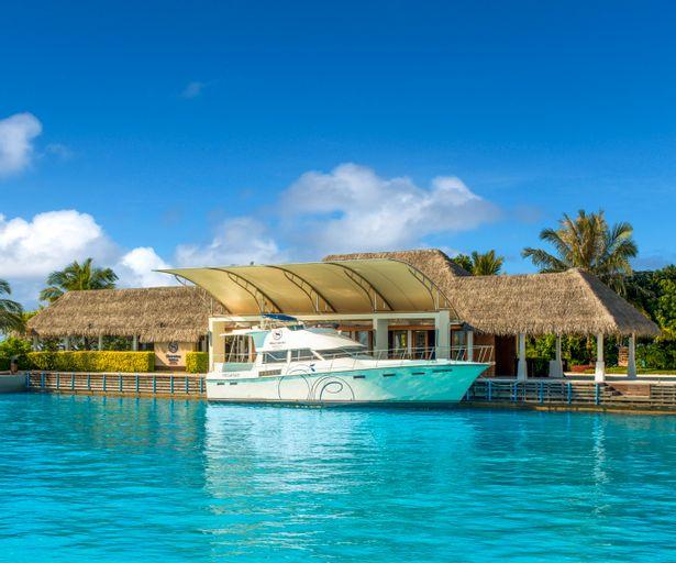 Sheraton Maldives Full Moon Resort & Spa, Malé