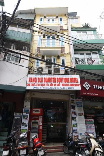 Hanoi Old Quarter Boutique Hotel, Hoàn Kiếm