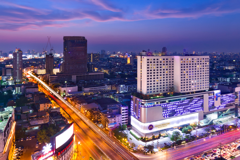 Grand Mercure Bangkok Fortune, Wattana