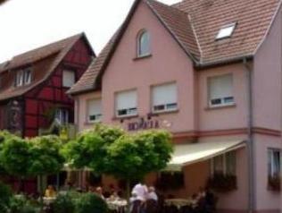 Hotel A l'Ancre, Bas-Rhin