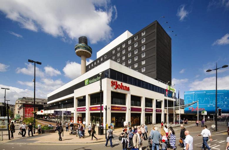 Holiday Inn Liverpool City Centre, Sefton