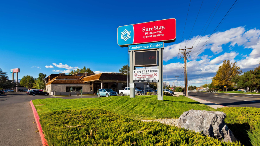 SureStay Plus Hotel by Best Western Reno Airport, Washoe