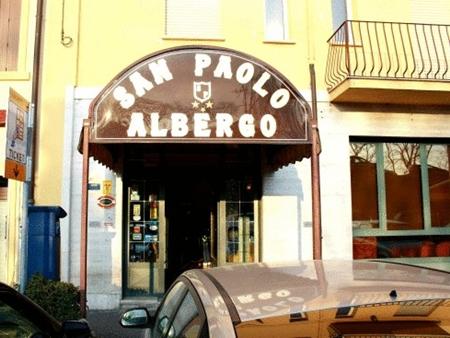 Hotel San Paolo, Ferrara