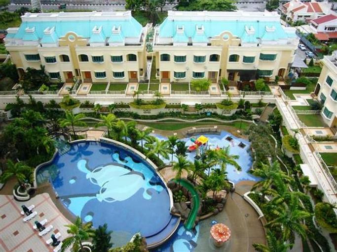 Tanjung Park - 3 Bedroom Condo with Seaview, Pulau Penang