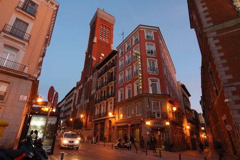 Inter Plaza Mayor, Madrid