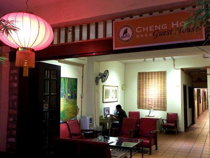 Cheng Ho Sayang Guesthouse, Kota Melaka