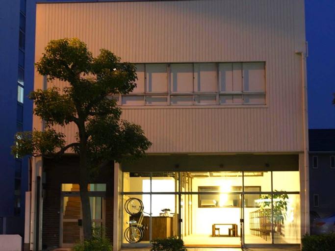 Kinco. hostel+cafe Takamatsu, Setouchi, Takamatsu