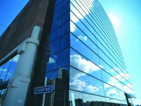 Stroom, Rotterdam