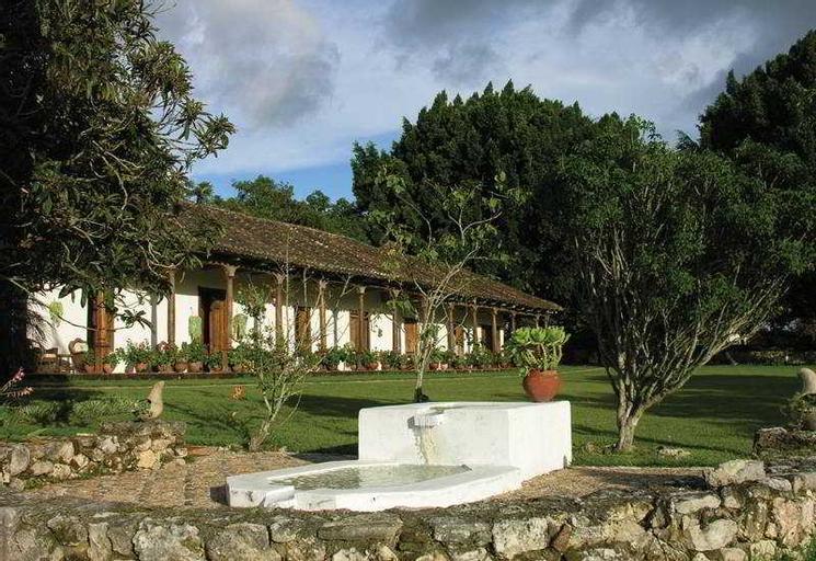 Parador-Museo Santa Maria, Chiapa de Corzo