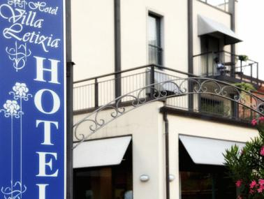 Hotel Villa Letizia, Verona