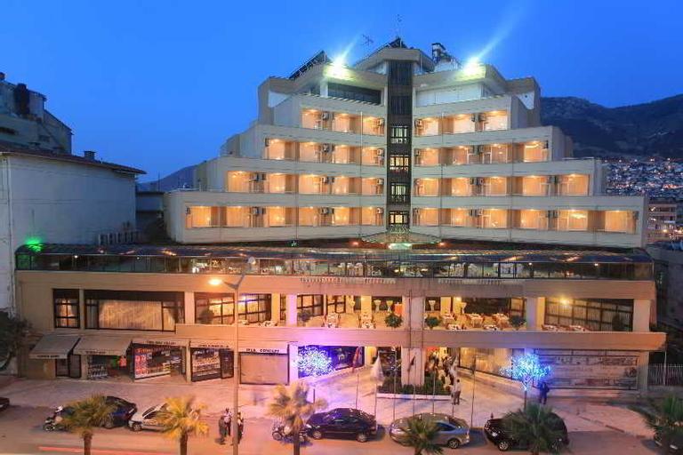 Büyük Antakya Oteli, Merkez