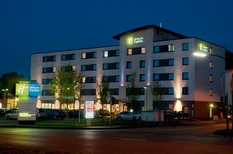 Holiday Inn Express Cologne Muelheim, Köln