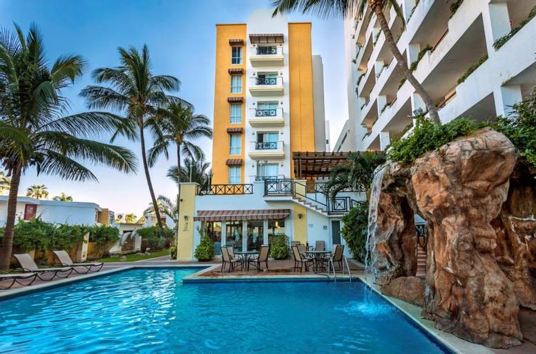 Best Western Hotel Posada Freeman Zona Dorada, Mazatlán