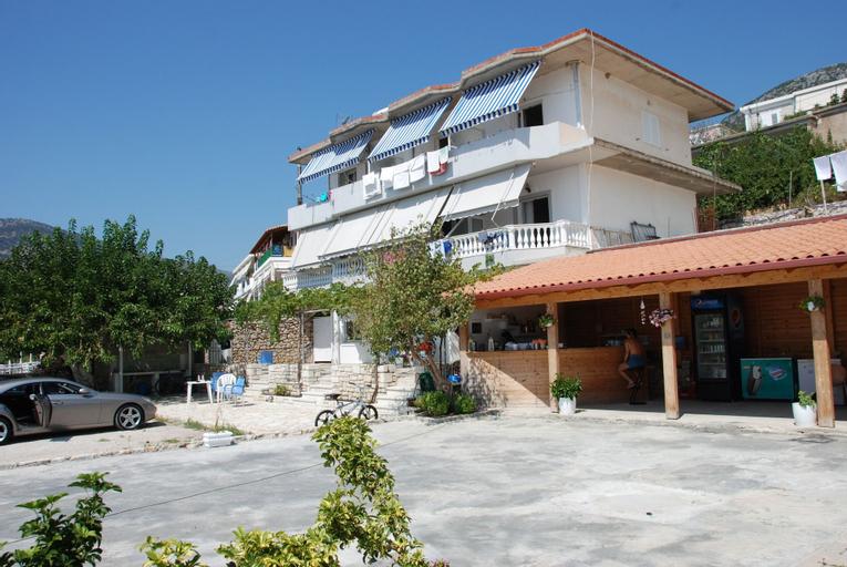 Villa Gjika, Vlorës