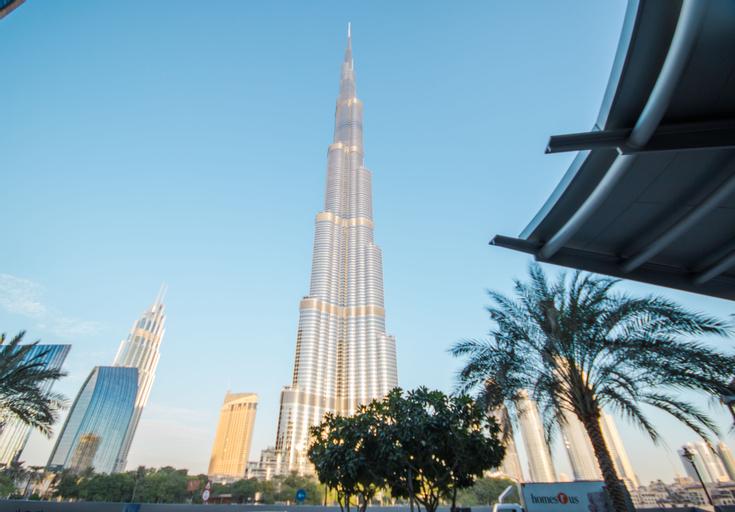 Luxury Burj Khalifa View Downtown,
