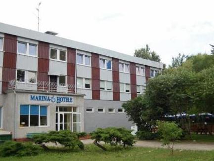 Marina Hotele Twardowskiego, Szczecin