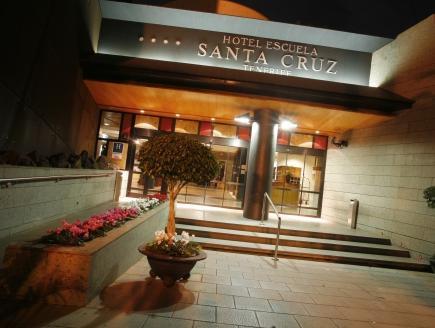 Hotel Escuela Santa Cruz, Santa Cruz de Tenerife
