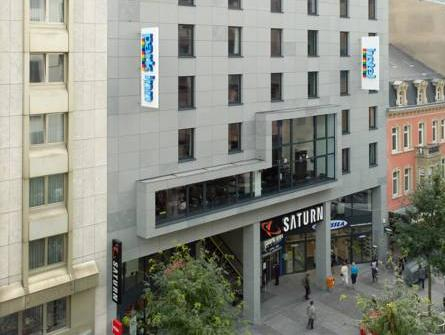 Park Inn by Radisson Luxembourg City, Luxembourg