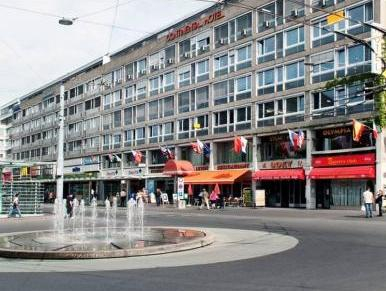 Hotel Continental, Lausanne