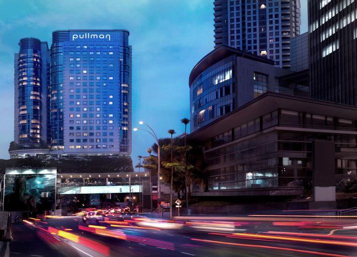 Pullman Kuala Lumpur City Centre Hotel & Residences, Kuala Lumpur