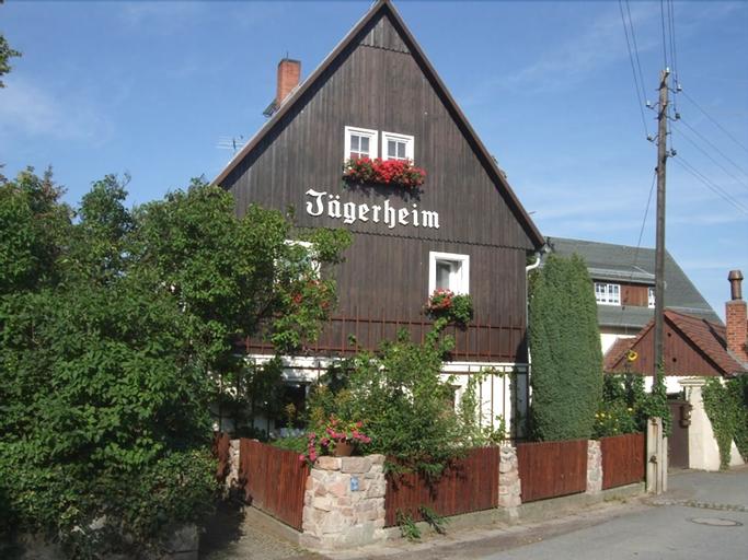 Jägerheim Löbsal, Meißen