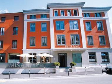 Hotel Misani, Maloja