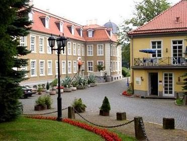 Parkhotel Schloss Meisdorf, Harz
